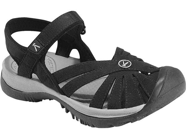 Keen Rose Sandals Women black/neutral grey